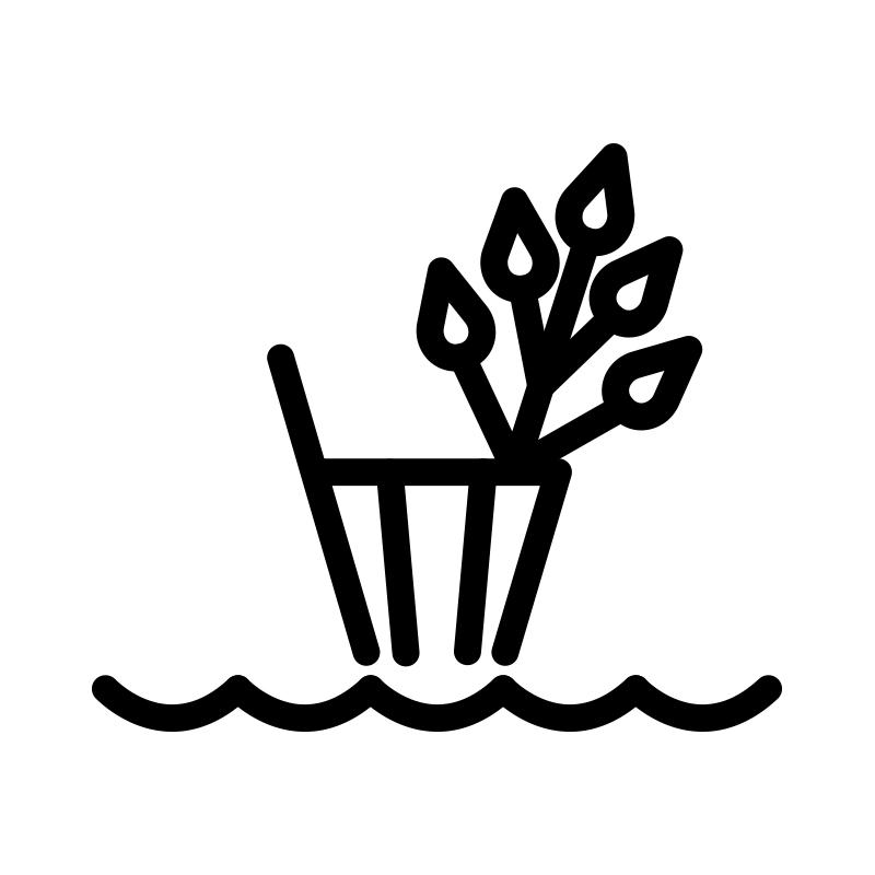 UJUVSAUN, parvesaun, floatingsauna